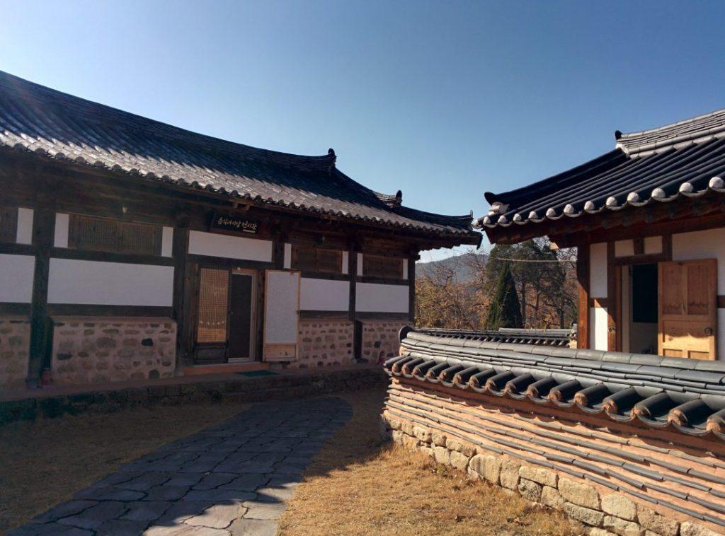 Yeongyang Traditional Hanok Doodle Village