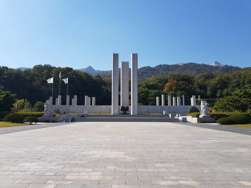 April 19th National Cemetery gangbuk-gu