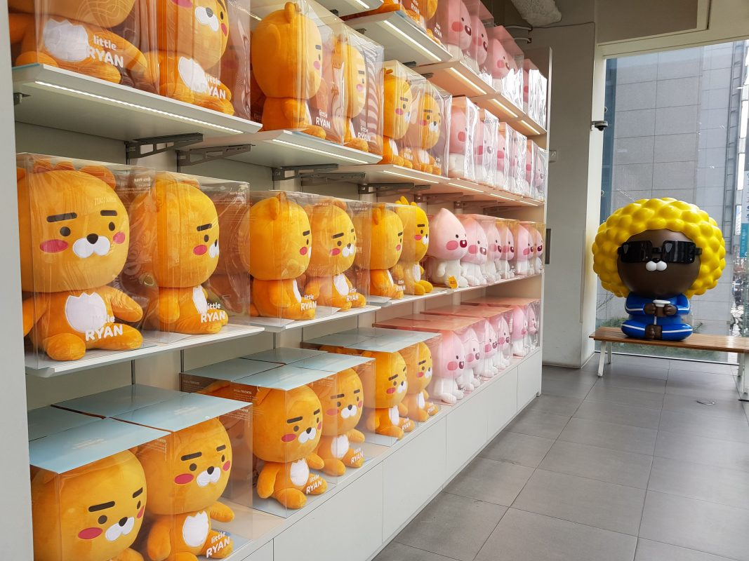 what to buy in myeongdong