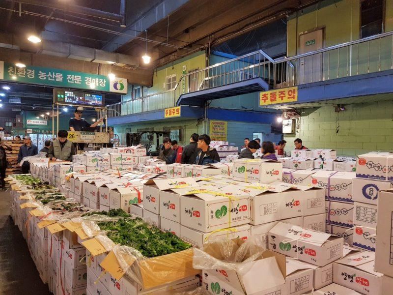 garak market seoul