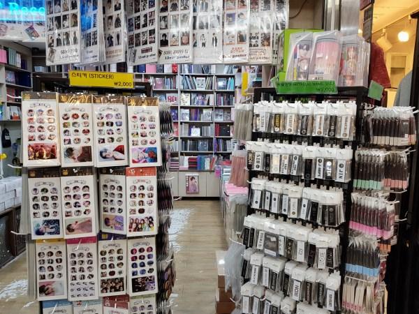 kpop merchandise online