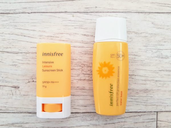 innisfree physical sunscreen