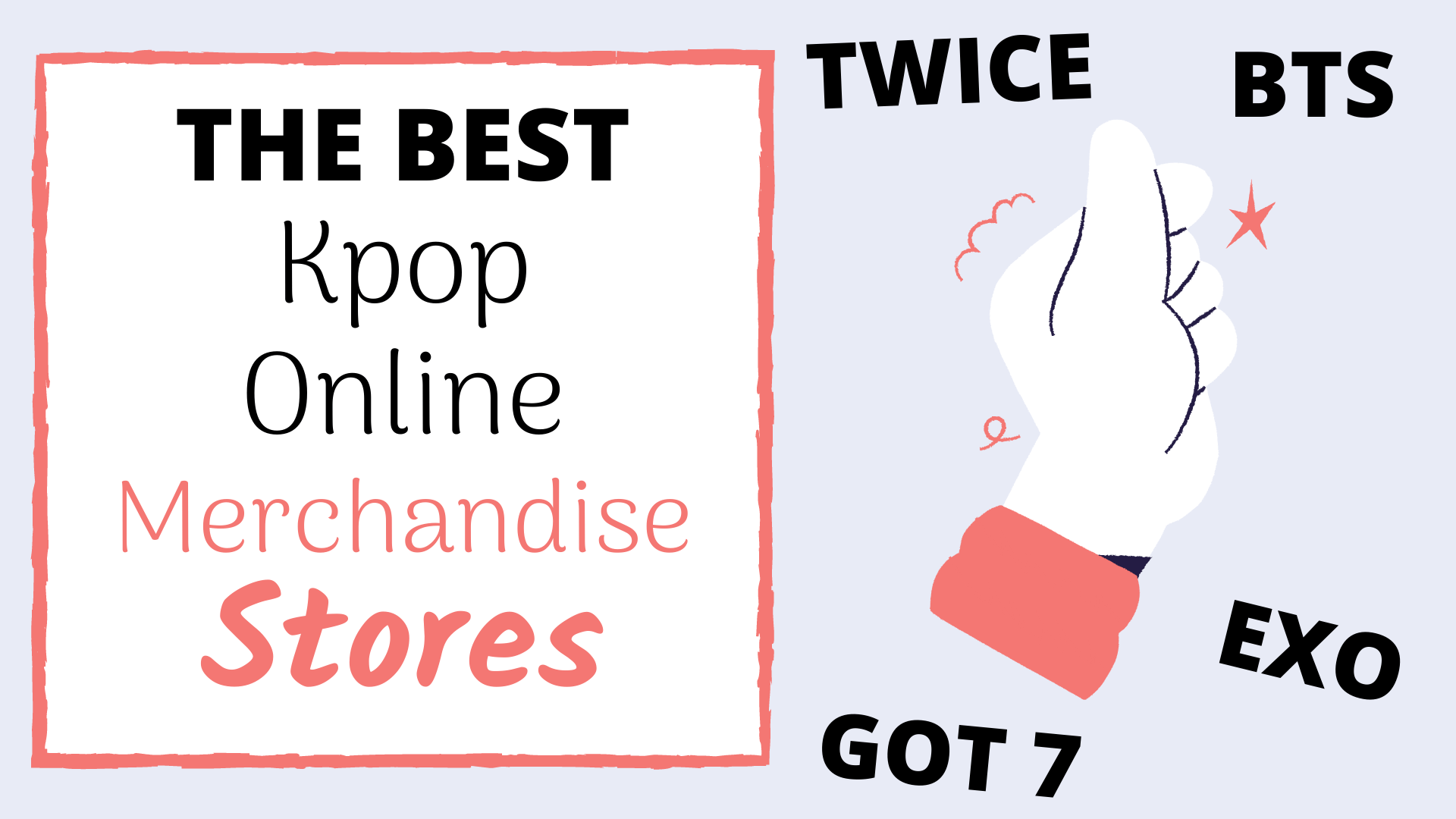 The Best Kpop Online Store Where To Buy Kpop Merchandise Online