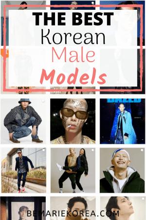 south korean models boys