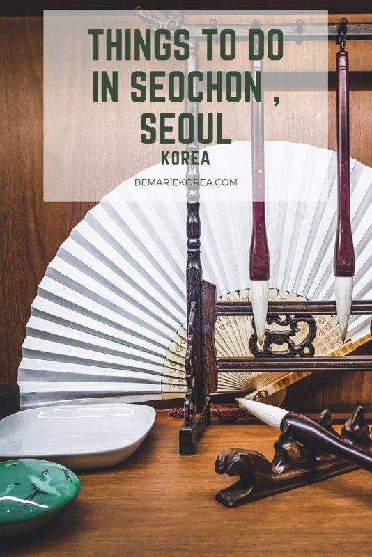 seochon korea