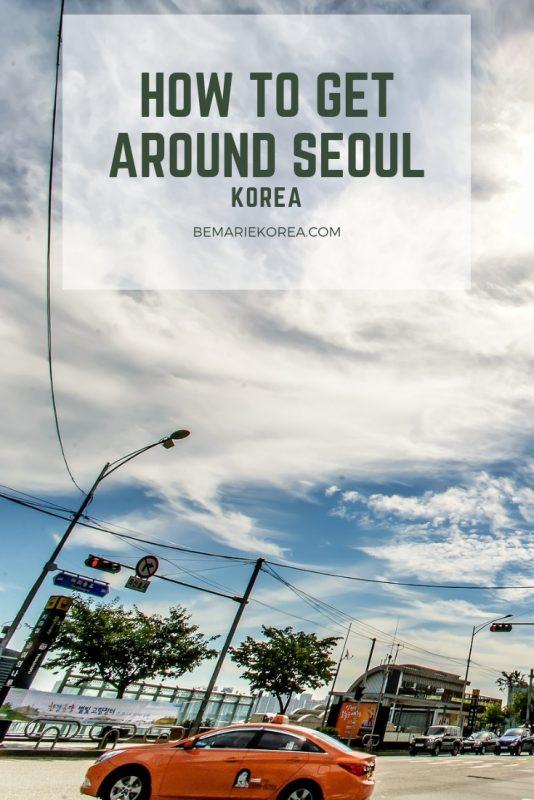seoul travel pass
