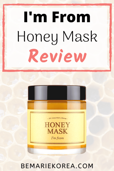 honey mask im from review