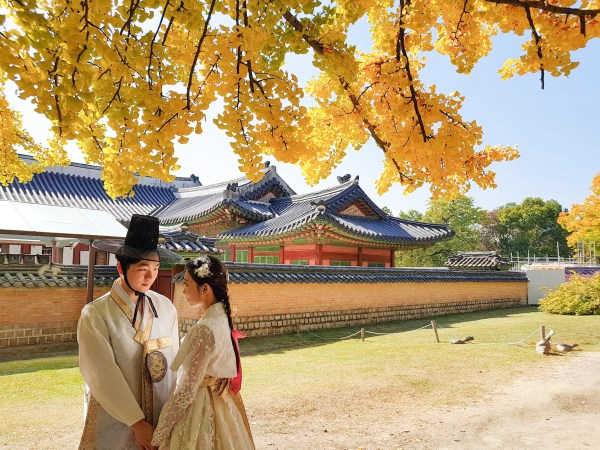 places to visit in seoul during autumn
