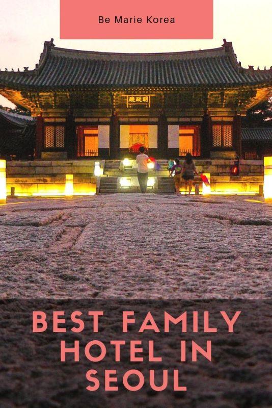 seoul family trip blog
