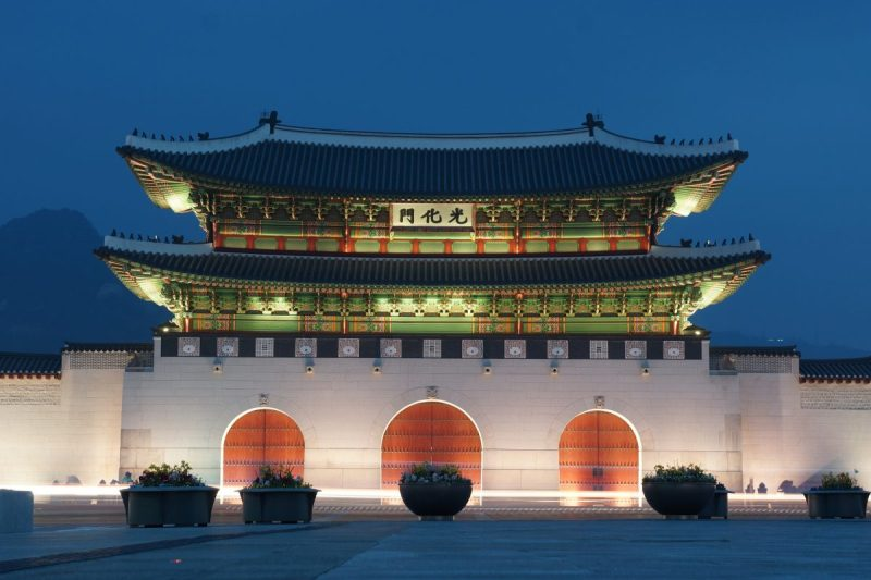 seoul itinerary 5 days