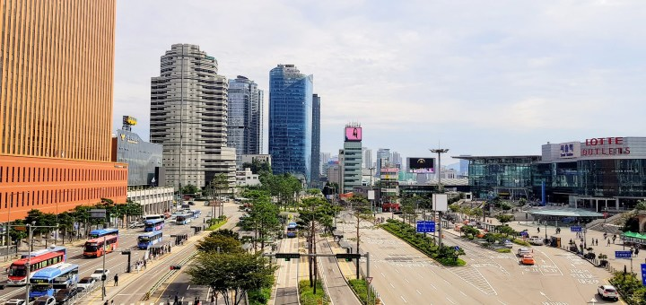 Incheon airport to Seoul Station