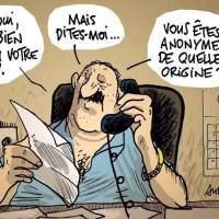 Najat V. Belkacem: Racisme et société des anonymes...