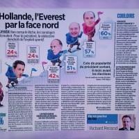 """Ça se complique pour F. Hollande, et """"les rats quittent le navire"""" ..."""