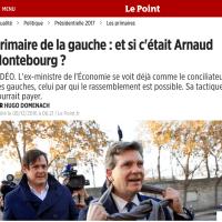 Et si c'était Arnaud #Montebourg? #PrimaireGauche ...