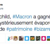 """""""Qui imagine E. #Macron avec le même #patrimoine que Philippe Poutou?"""" Qui?"""