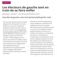 L'hypothèse Benoit Hamon et Marine Le Pen au 2nd tour envisagée ...