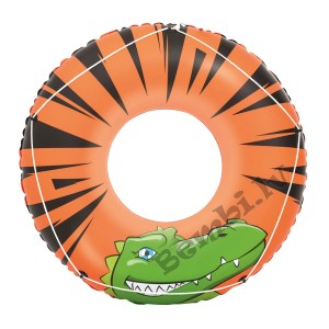 "Bestway - ϕ47""/ϕ1.19m River Gator Swim Ring"