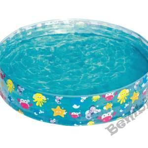 """Bestway - ϕ48"""" x H10""""/ϕ1.22m x H25cm Fill 'N Fun Sparking Sea Pool"""