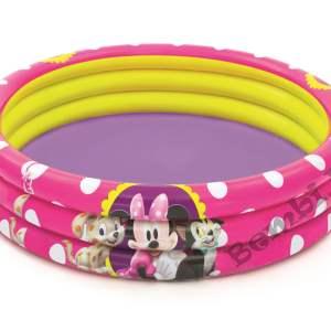 "Minnie ϕ60"" x H12""/ϕ1.52m x H30cm 3-Ring Pool"