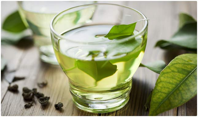 Switch from Coffee to Green Tea