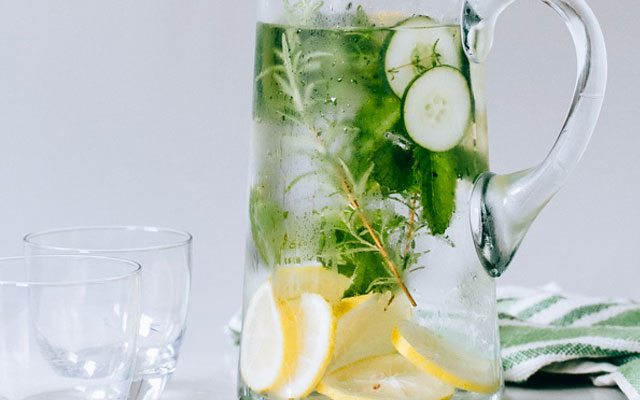 cucumberherbinfusedwater - CUCUMBER GREEN FRESH (click image to view)