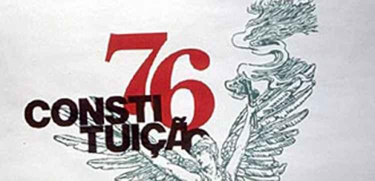 A constituição de 1976. As regiões autónomas e o poder local