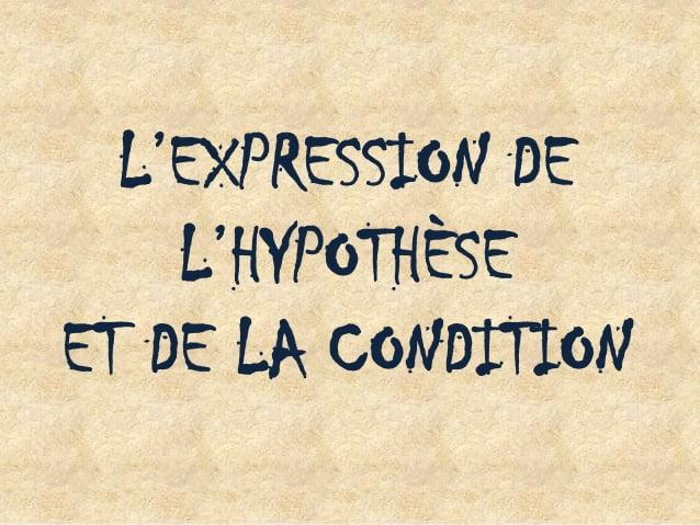 Ficha de Trabalho – L'expression de la condition – 1 (3)