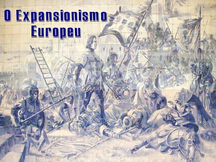 O expansionismo europeu