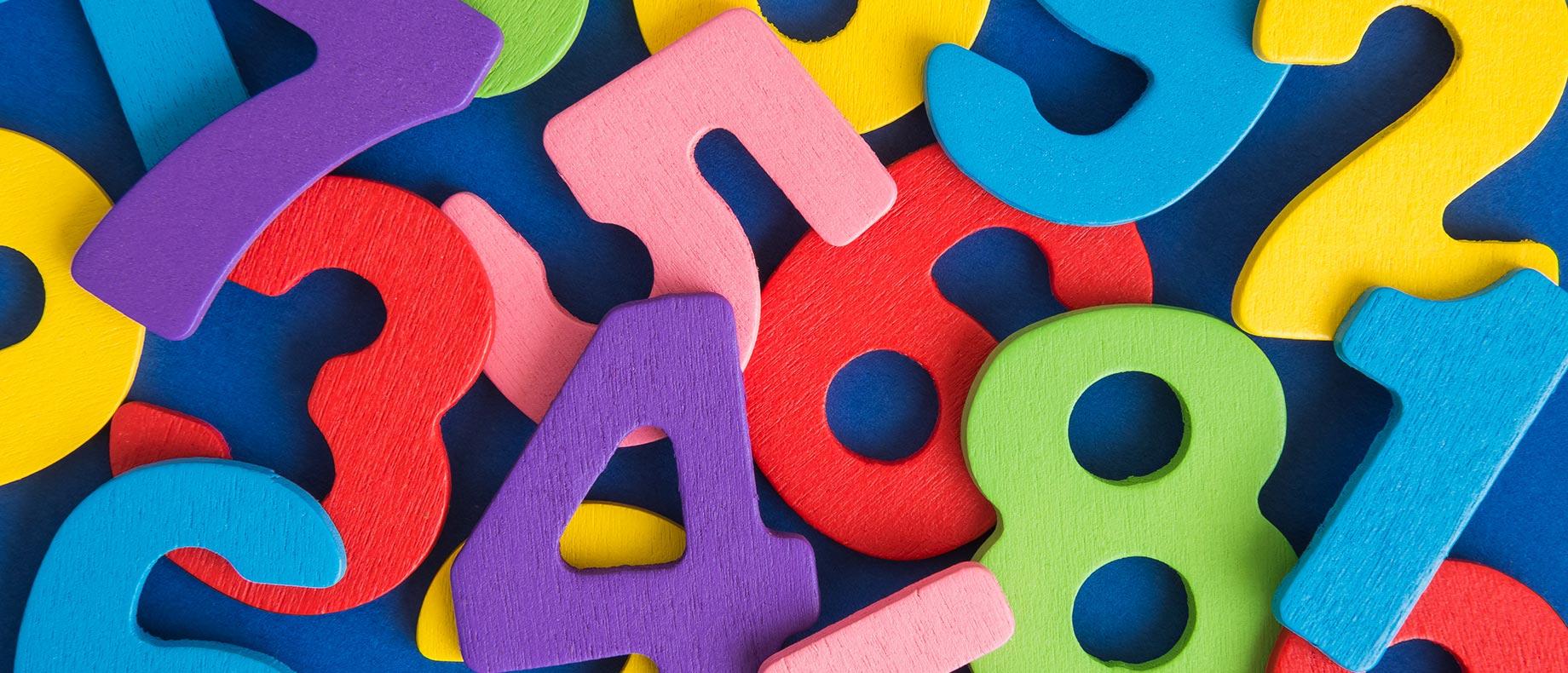 Ficha de Trabalho – Leitura e representação de números (1)