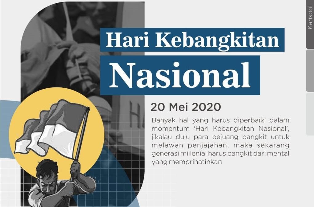 Hari Kebangkitan Nasional : Sudahkah Negeriku Benar-Benar Bangkit ?
