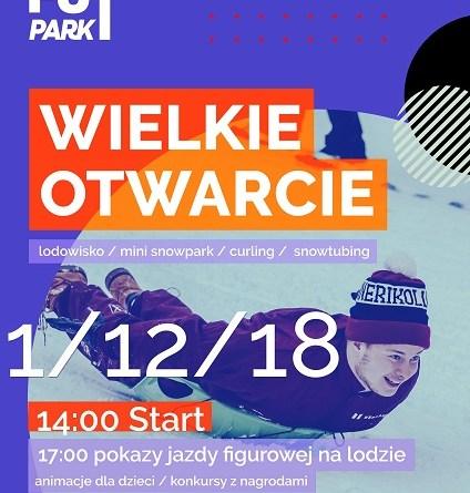 Rusza zimowa strefa sportu w Wola Parku