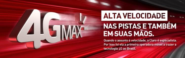 CLARO ANUNCIA CHEGADA DO 4.5G EM SÃO PAULO, RIO DE JANEIRO E MAIS OITO CIDADES ATÉ O FINAL DO ANO