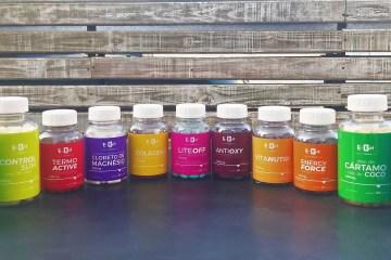 E-Kvit, marca curitibana de vitaminasesuplementos para emagrecimentoebeleza,inaugura primeira unidade física