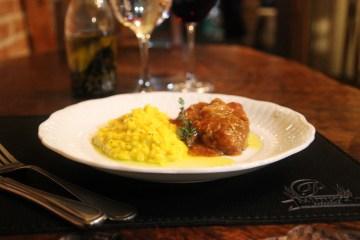 Jantar Harmonizado com vinhos da Toscana na Pantucci Trattoria
