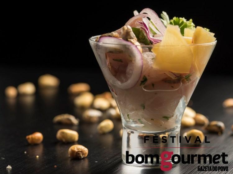 Nou Nikkei Cuisine com menu especial no Festival Bom Gourmet