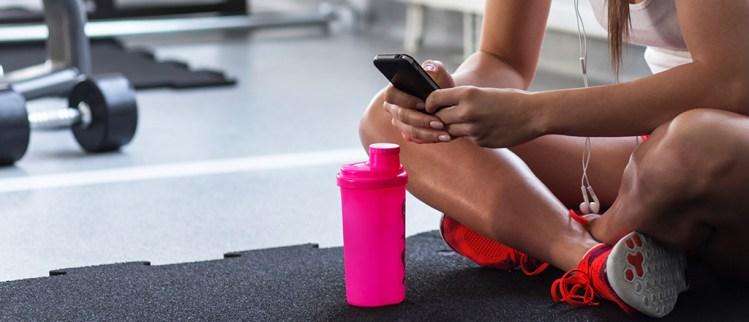 Ouvir música durante o treino traz benefícios para o corpo