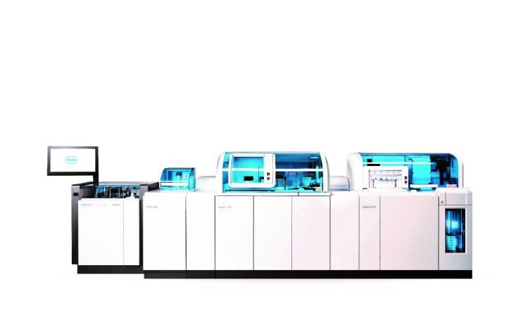 LANAC adquire equipamento que realiza mais de 1.200 exames/hora