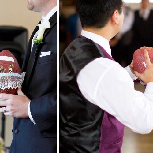 como aventar la liga de forma original en una boda covid
