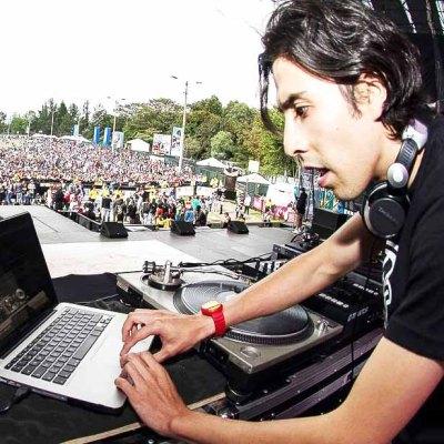 DJ-HUEX bemydj djs barcelona