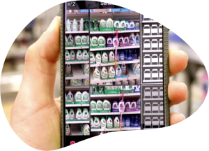 VIDEO-Shelf Scanner