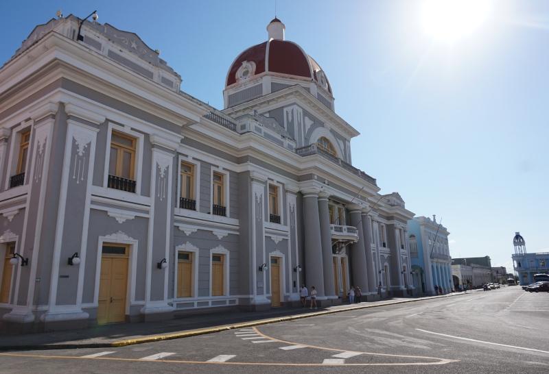 BeMyMajorAdventure_Blog_Voyage_Cuba_Cienfuegos_Place_Jose_Marti_Musee_Provincial