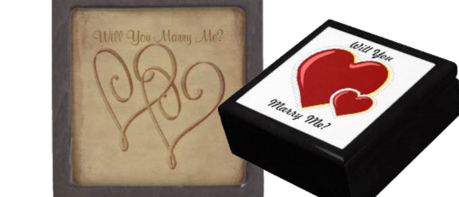 Unique Marriage Proposal Ideas Will You Marry Me Treasure