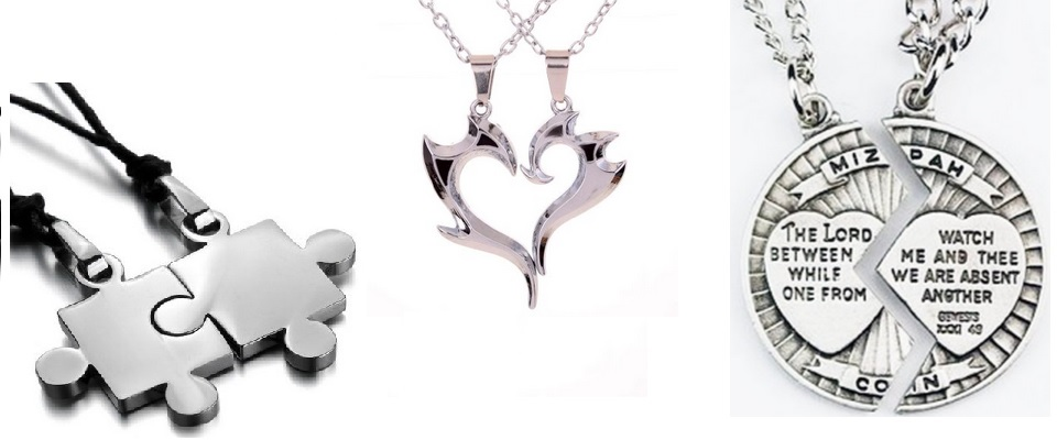Couples Jewelry for Valentines Day