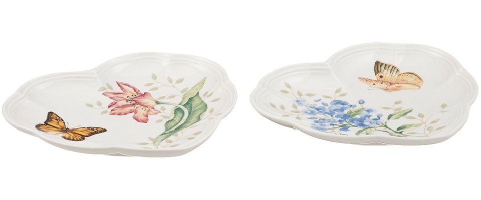 Heart Shaped Serving Bowls & Dishes