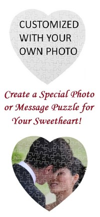 Special Message or Photo Puzzle