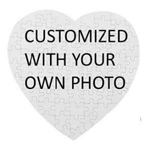 Photo or Message Puzzles for Valentines Day