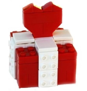 Valentine Lego Sets