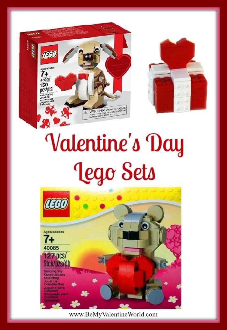 Valentine's Day Lego Sets