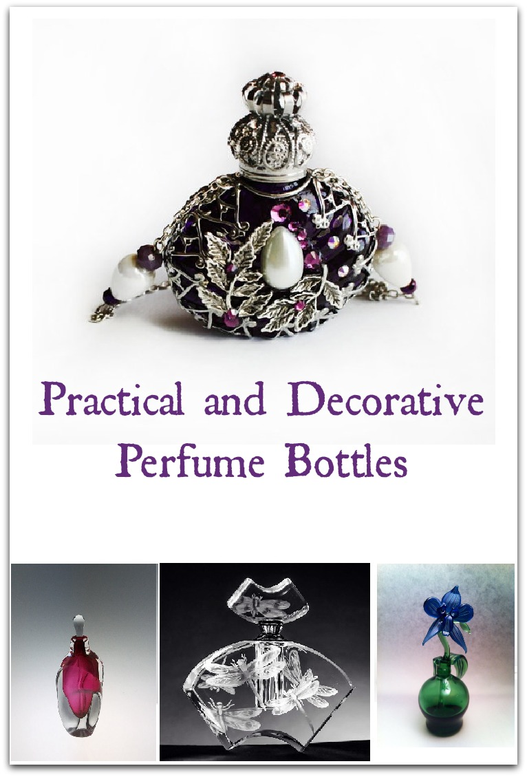 Decorative Perfume Bottles