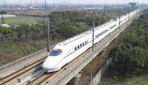 【第145期】兩岸高鐵比一比:大陸高鐵 V.S. 臺灣高鐵   兩岸犇報